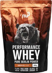 nu3 Performance Whey