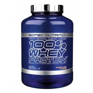 100% Whey Protein von Scitec Nutrition