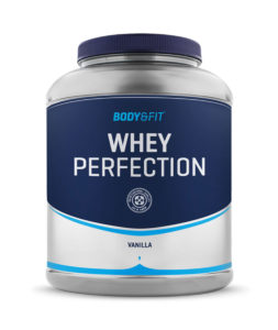 Body and Fit Whey Protein Complex
