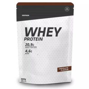 Decathlon Whey Protein / Isolat Pulver Test