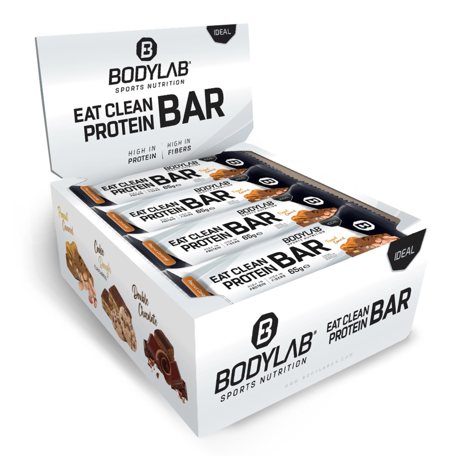Eat Clean Protein Riegel Bodylab24