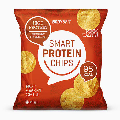 Body & Fit Protein Chips