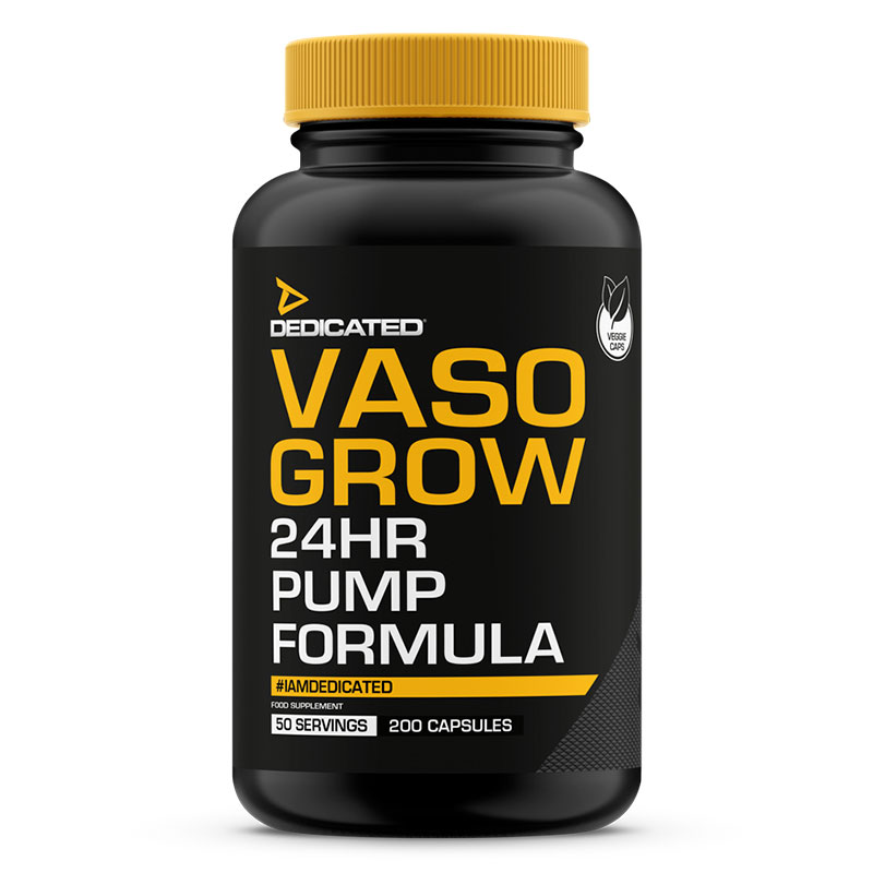 Dedicated Nutrition Vaso Grow